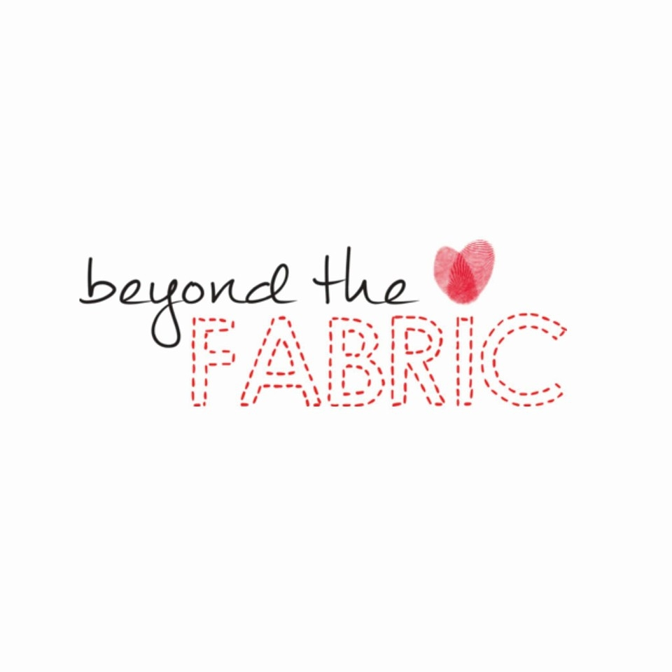 Logo. Beyond the Fabric