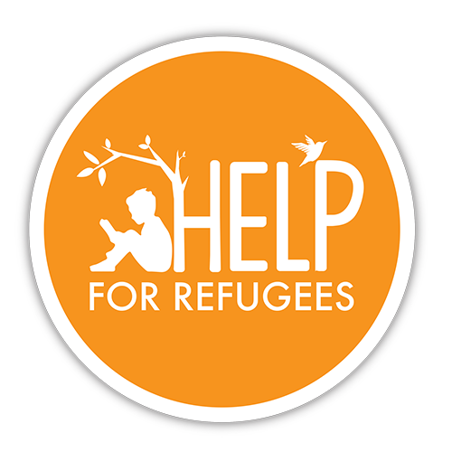 Logo. Help for Refugees Indonesia. low res